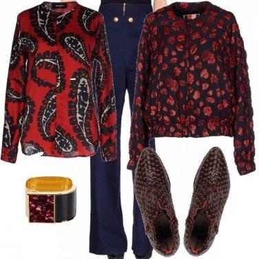 Outfit Alla maniera di iris apfel