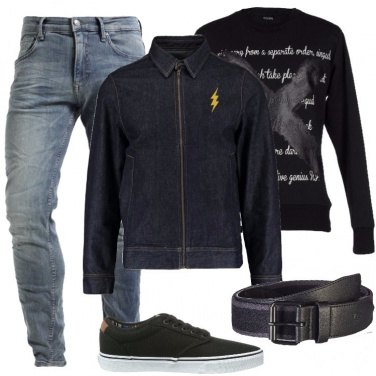 Outfit Un fulmine
