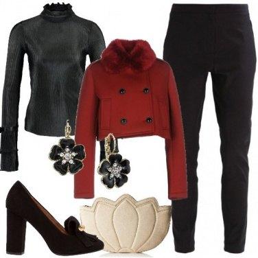 Outfit Romantica e speciale