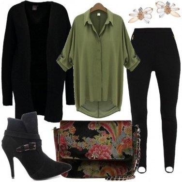 Outfit Dettaglio botanico
