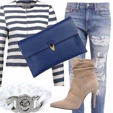 Outfit Voglia di righe