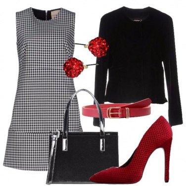 Outfit Modalità bon ton