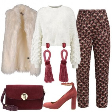 Outfit Combinazione fantasiosa
