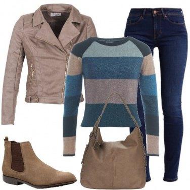 Outfit Giornata di lezione