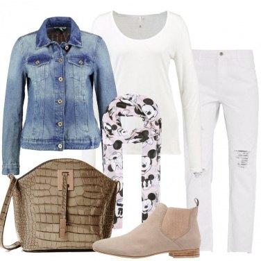 Outfit Colori chiari