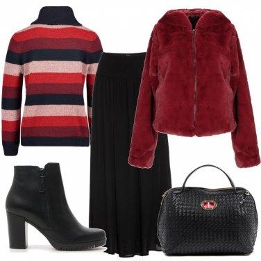 Come abbinare il zaino blu: 290 Outfit Donna | Inverno 2020
