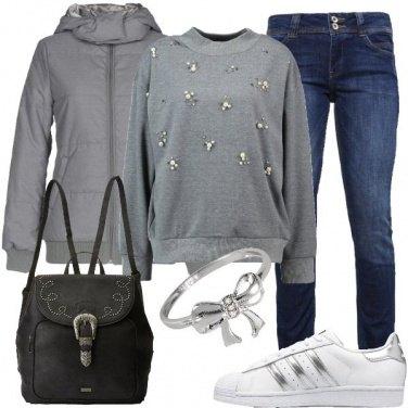 Outfit L\'anello con il fiocco