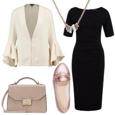 Outfit In Ufficio tutto il giorno