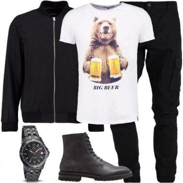 Outfit Una birra in compagnia