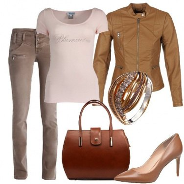 Outfit Un solo anello