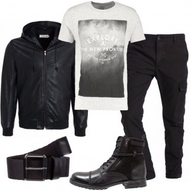 Outfit Verso nuove frontiere
