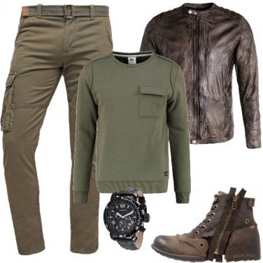Outfit Bellicoso