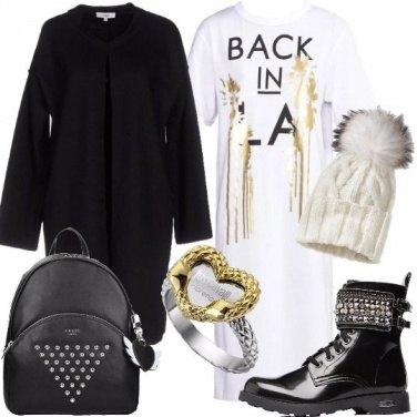 Outfit Scritte e slogan trendy