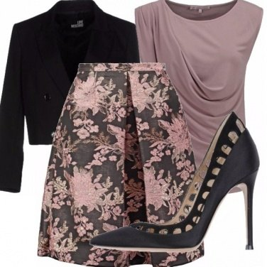 Outfit Romantica!