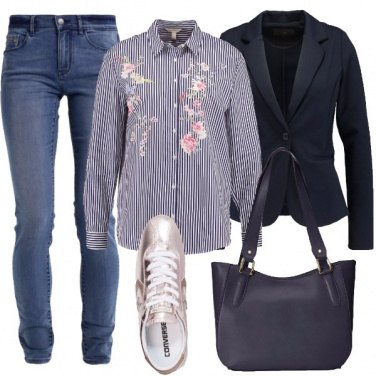 Outfit La comodità diventa fashion