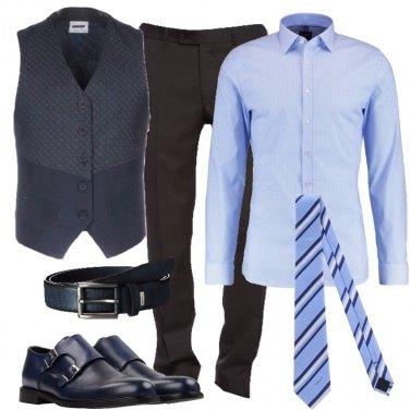 Outfit Elegante anche senza la giacca