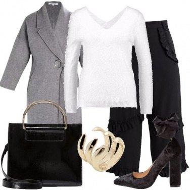 Outfit L\'anello dorato