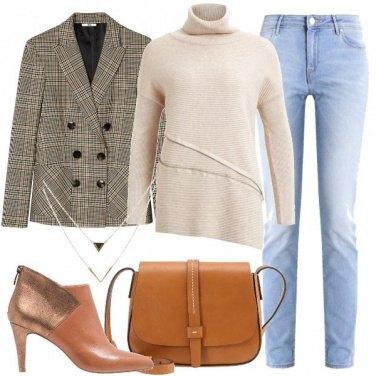 Outfit Richiami anni settanta