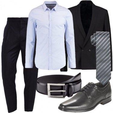 Outfit Pronto per la riunione