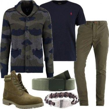 Outfit Fantasia militare