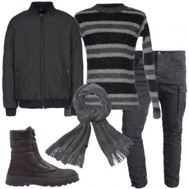 Outfit L\'anfibio particolare
