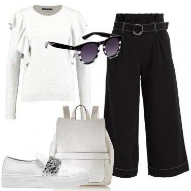 Outfit Fanciulla stilosa