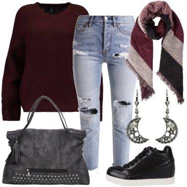 Outfit Pullover obbligatorio