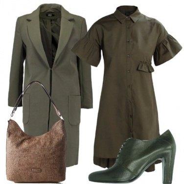 Outfit Maniche ampie