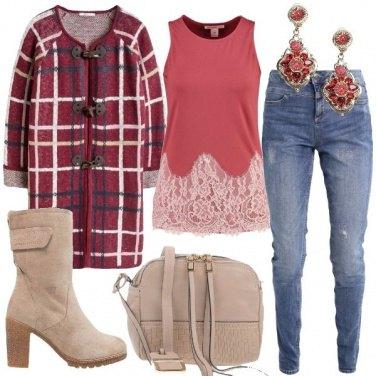 Outfit Tocco di romanticismo