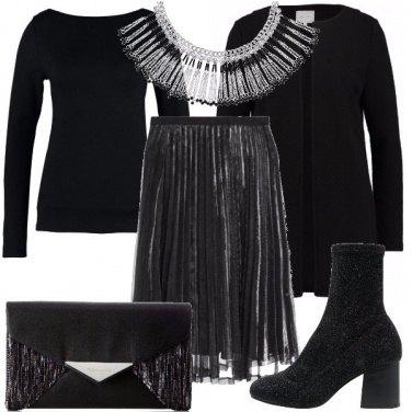 Outfit La notte delle streghe