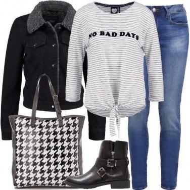 Outfit Nessun giorno infelice