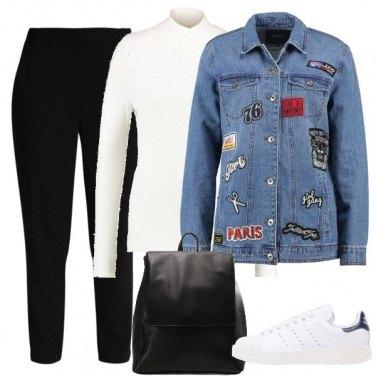 Outfit La Giacca con gli stemmi