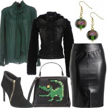 Outfit Una borsa divertente