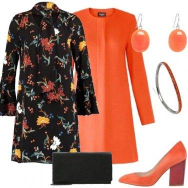Outfit Dettagli di colore