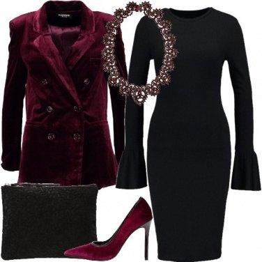 Outfit Vampiresca