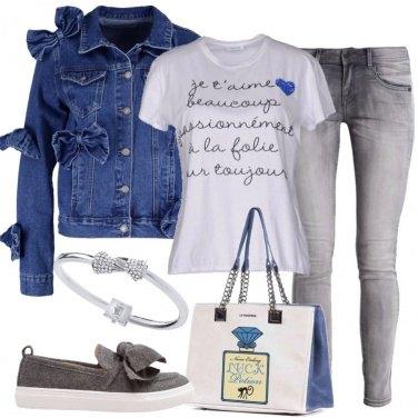 Outfit Parole e fiocchi