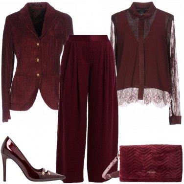Outfit Regina dei vampiri