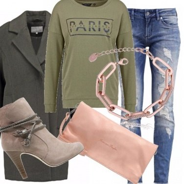 Outfit Comfy and trendy