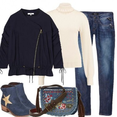 Outfit Particolari country