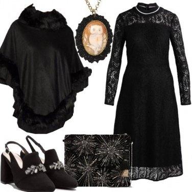 Outfit Un rococò moderno