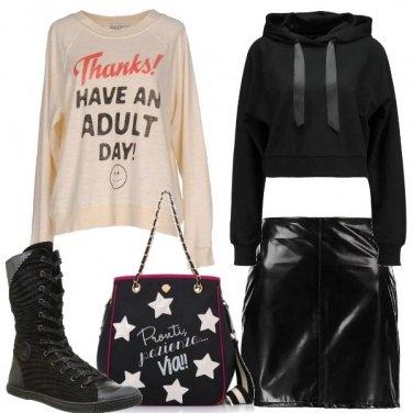 Outfit Parole urban