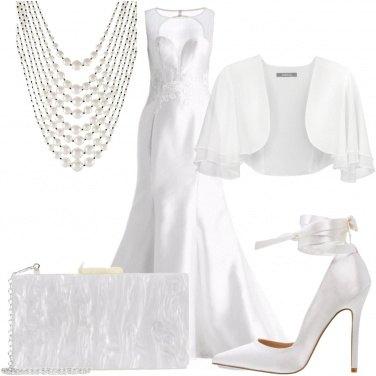 Outfit La sposa di halloween