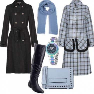 cappotto tecnico inverno donna