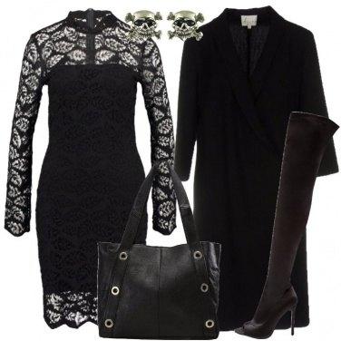 Outfit Streghetta per una notte