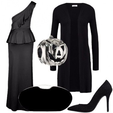 Outfit In lungo ad Halloween