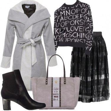 Outfit La borsa simbolo