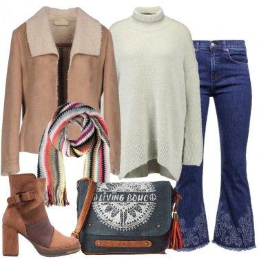 Outfit La borsa che parla di te