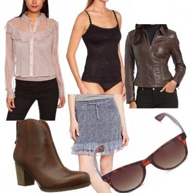 Outfit Modern Cowgirl