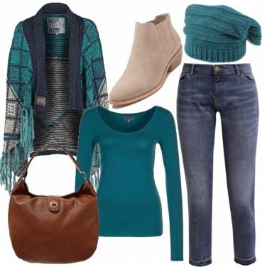 Outfit Biscay bay folk