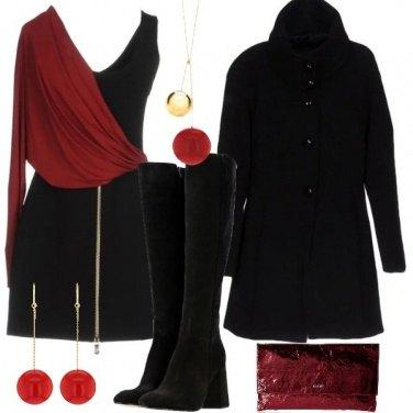 Outfit Un tubino particolare